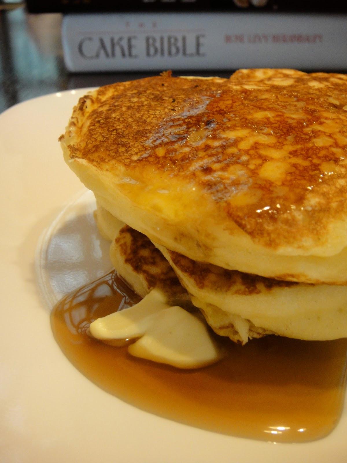 Alton Brown Pancakes  Crumbs and Cookies alton brown s pancakes