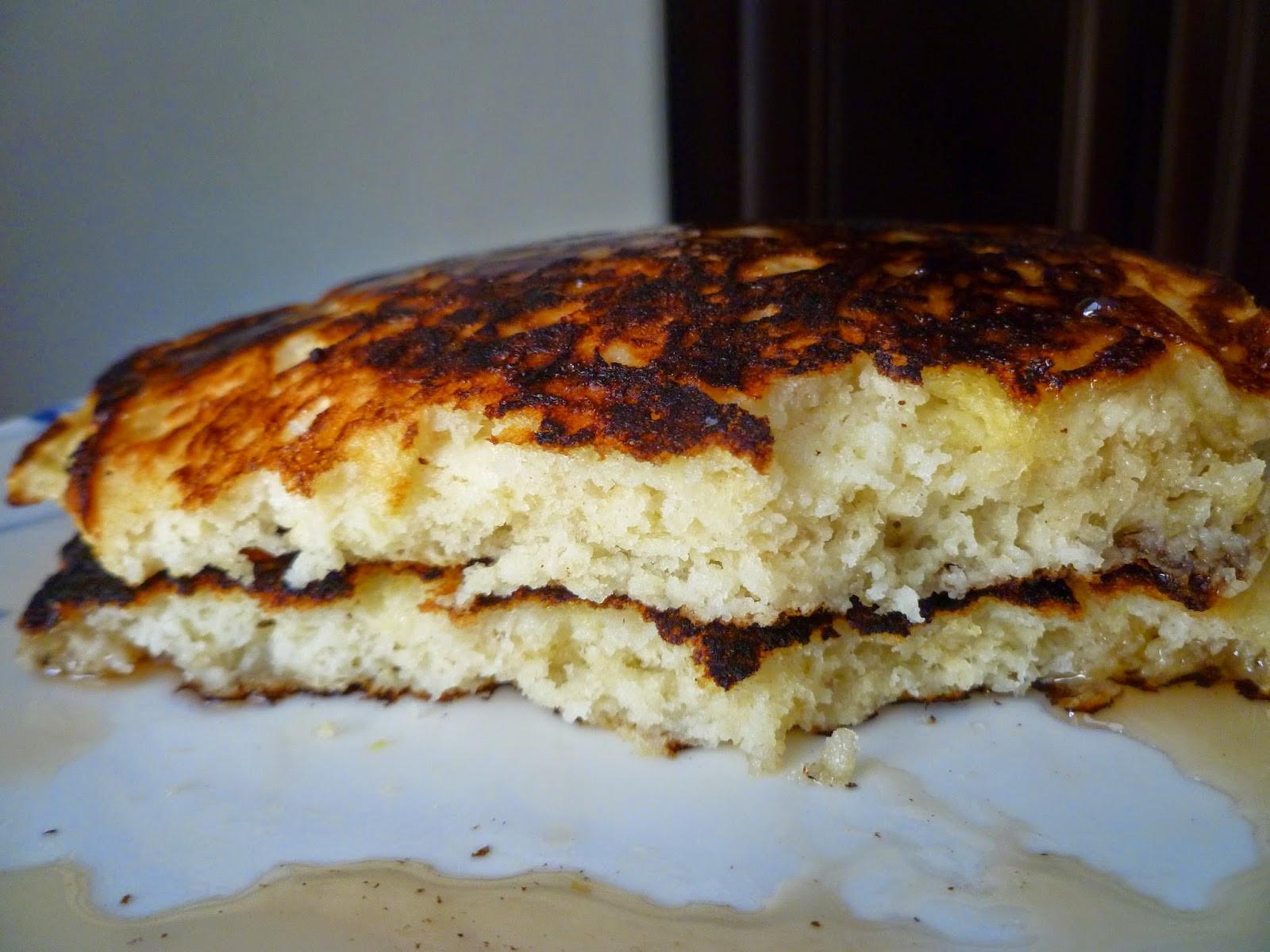 Alton Brown Pancakes  The Pastry Chef s Baking Alton Brown Pancakes