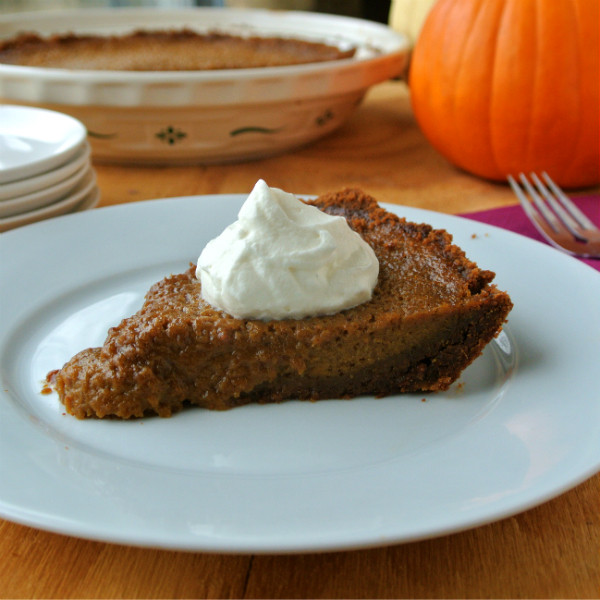 Alton Brown Pumpkin Pie  Alton Brown's Pumpkin Pie – Eat Like No e Else