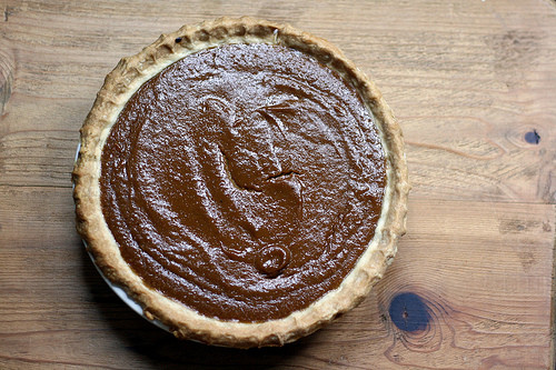 Alton Brown Pumpkin Pie  So Tasty So Yummy Alton Brown s Pumpkin Pie