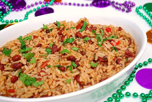 Alton Brown Red Beans And Rice  What s Cookin Chicago Classic Red Beans & Rice