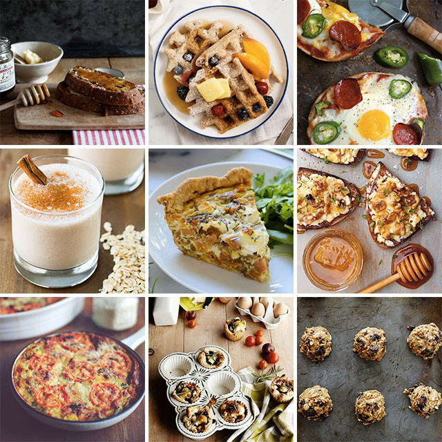 Amazing Breakfast Recipes  For Breakfast