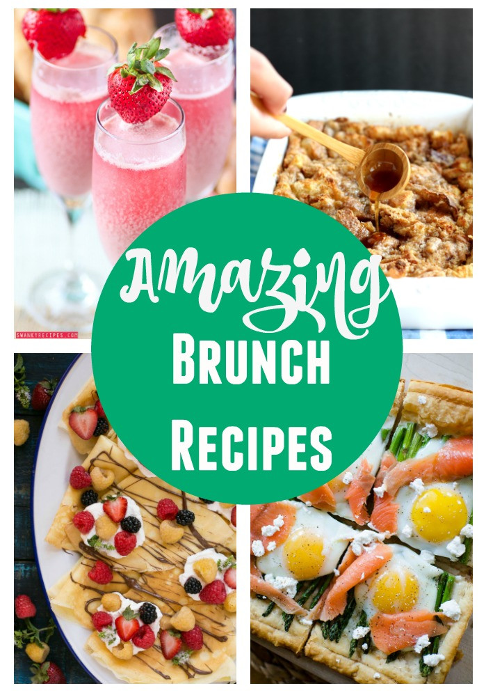 Amazing Breakfast Recipes  Easter Brunch Recipes Gather for Bread
