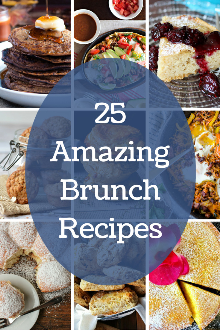 Amazing Breakfast Recipes  25 Amazing Brunch Recipes to Try in 2016 Goo