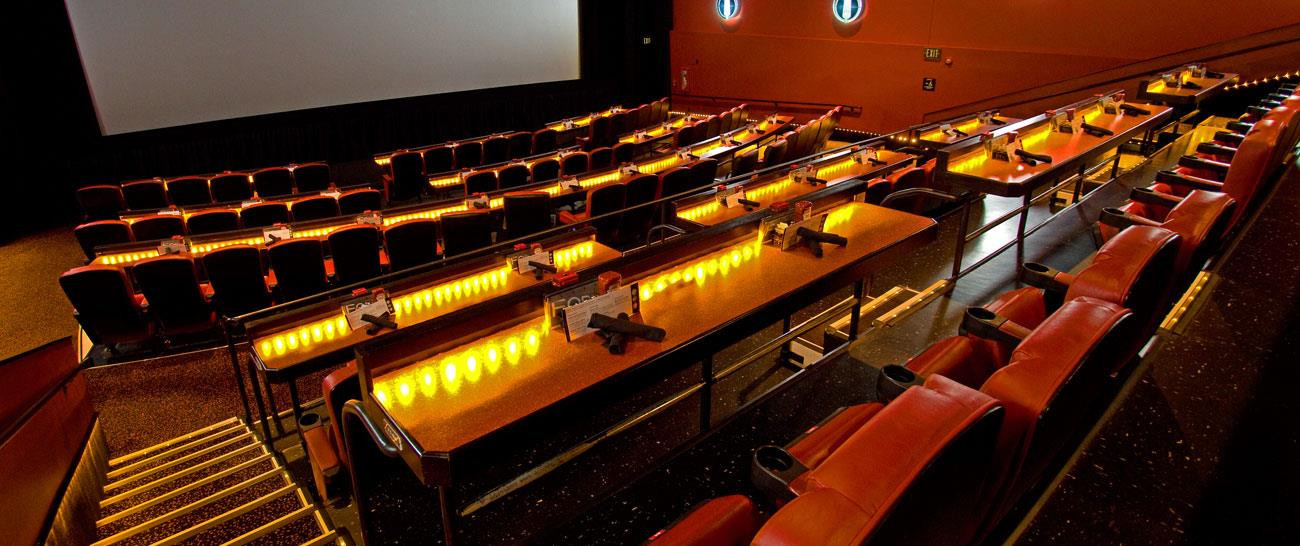 Amc Dinner And A Movie  Five of the Top Dine In Movie Theaters In Phoenix Nightlife