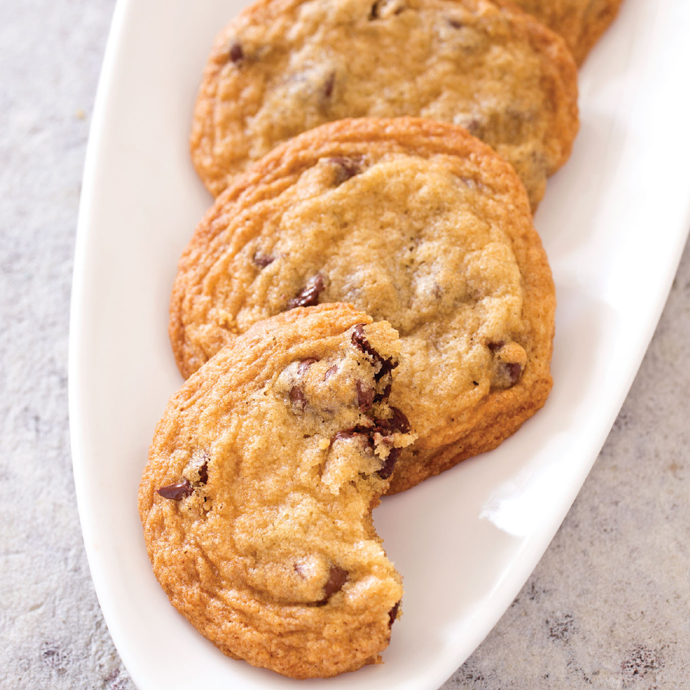 America'S Test Kitchen Chocolate Chip Cookies  Gluten Free Chocolate Chip Cookies