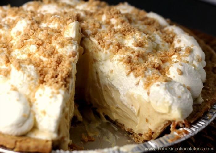 Amish Peanut Butter Pie  Amish Peanut Butter Cream Pie – The Baking ChocolaTess