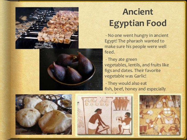 Ancient Egyptian Desserts  Ancient Egyptian Foods Recipes