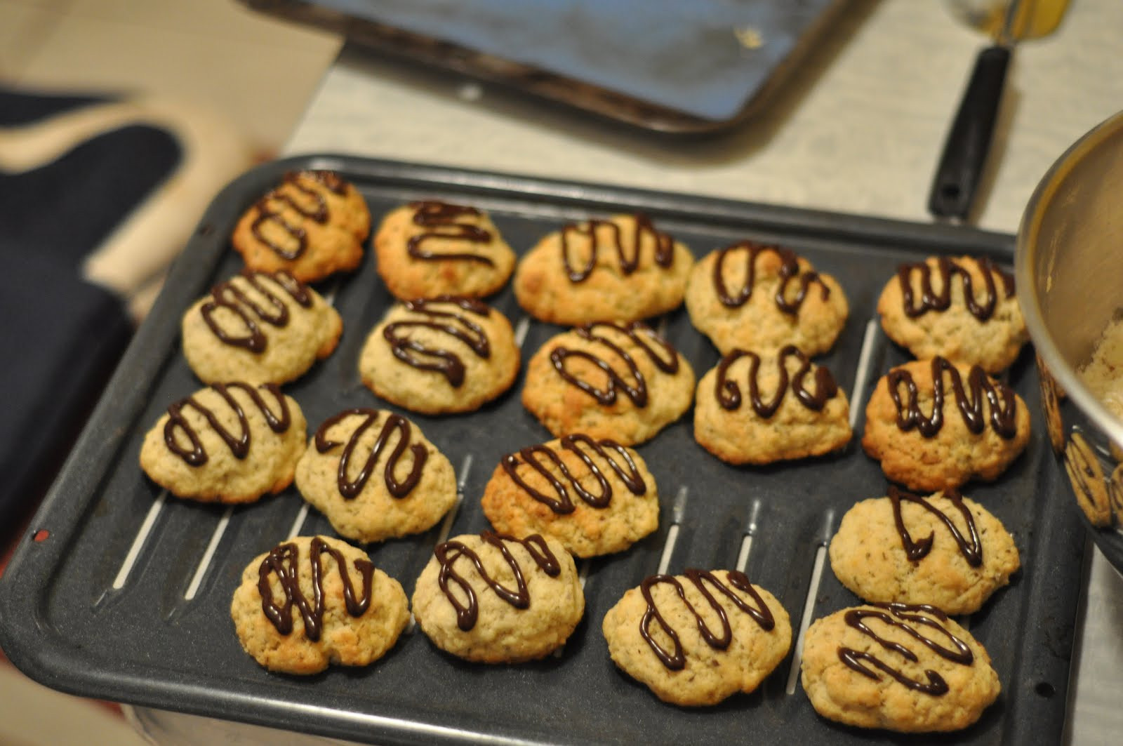 Ancient Egyptian Desserts  The Egyptian Kitchen Dessert Anise cookies