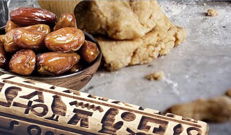Ancient Egyptian Desserts  Tiger nut sweets Rekhmire s favorite dessert