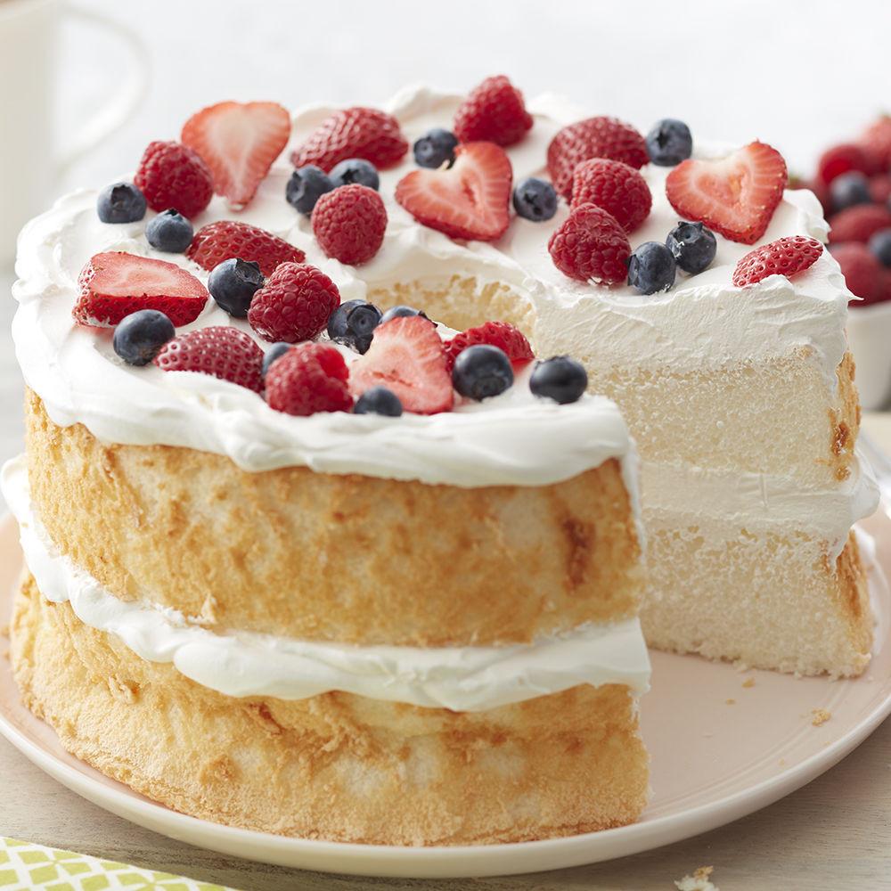 Angel Food Cake Desserts Recipes  Angel Food Cake