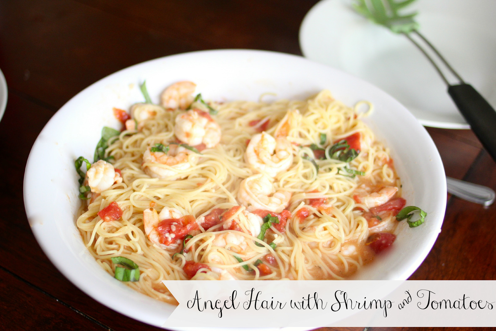 Angel Hair Pasta With Shrimp  Golden Boys and Me Angel Hair with Shrimp & Tomatoes