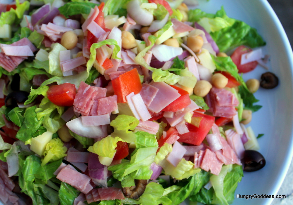 Antipasto Salad Recipes  antipasto salad recipes with lettuce