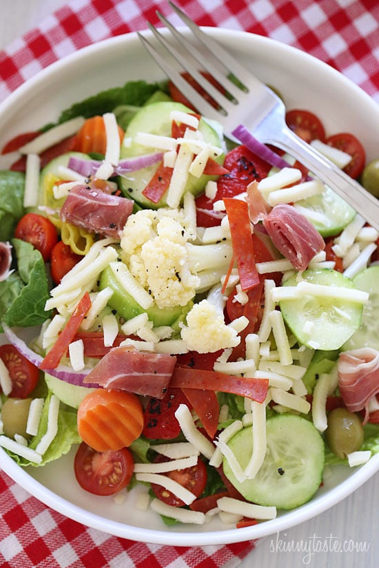 Antipasto Salad Recipes  Antipasto Salad Recipe