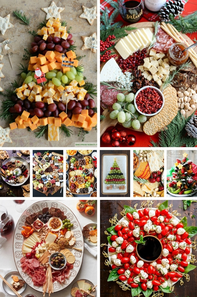 Appetizers For Christmas  60 Christmas Appetizer Recipes Dinner at the Zoo