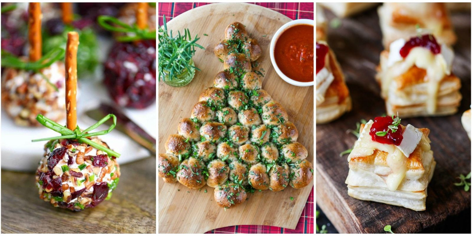 Appetizers For Christmas  60 Easy Thanksgiving and Christmas Appetizer Recipes