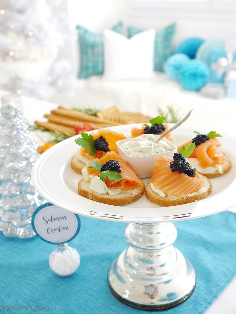 Appetizers For Christmas Party  Hosting a Holiday Cocktail & Appetizers Party Party