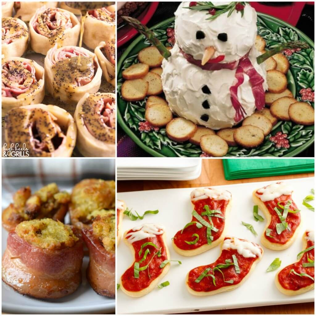 Appetizers For Christmas  20 Simple Christmas Party Appetizers