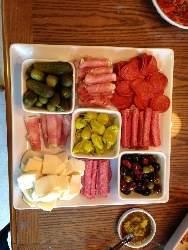 Appetizers For Italian Dinner  1000 images about Appetizer Party Recipes on Pinterest