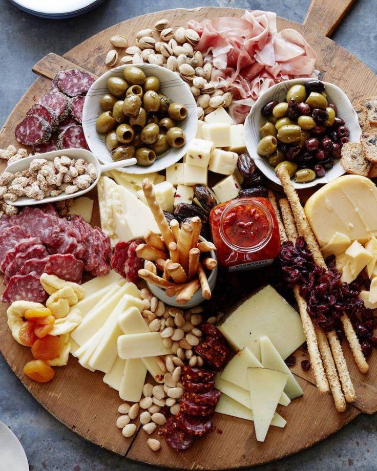 Appetizers For Italian Dinner  Best 25 Italian dinner parties ideas on Pinterest