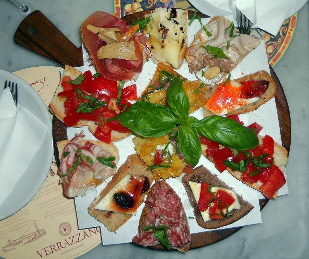 Appetizers For Italian Dinner  Steves Why I love eating in Italy