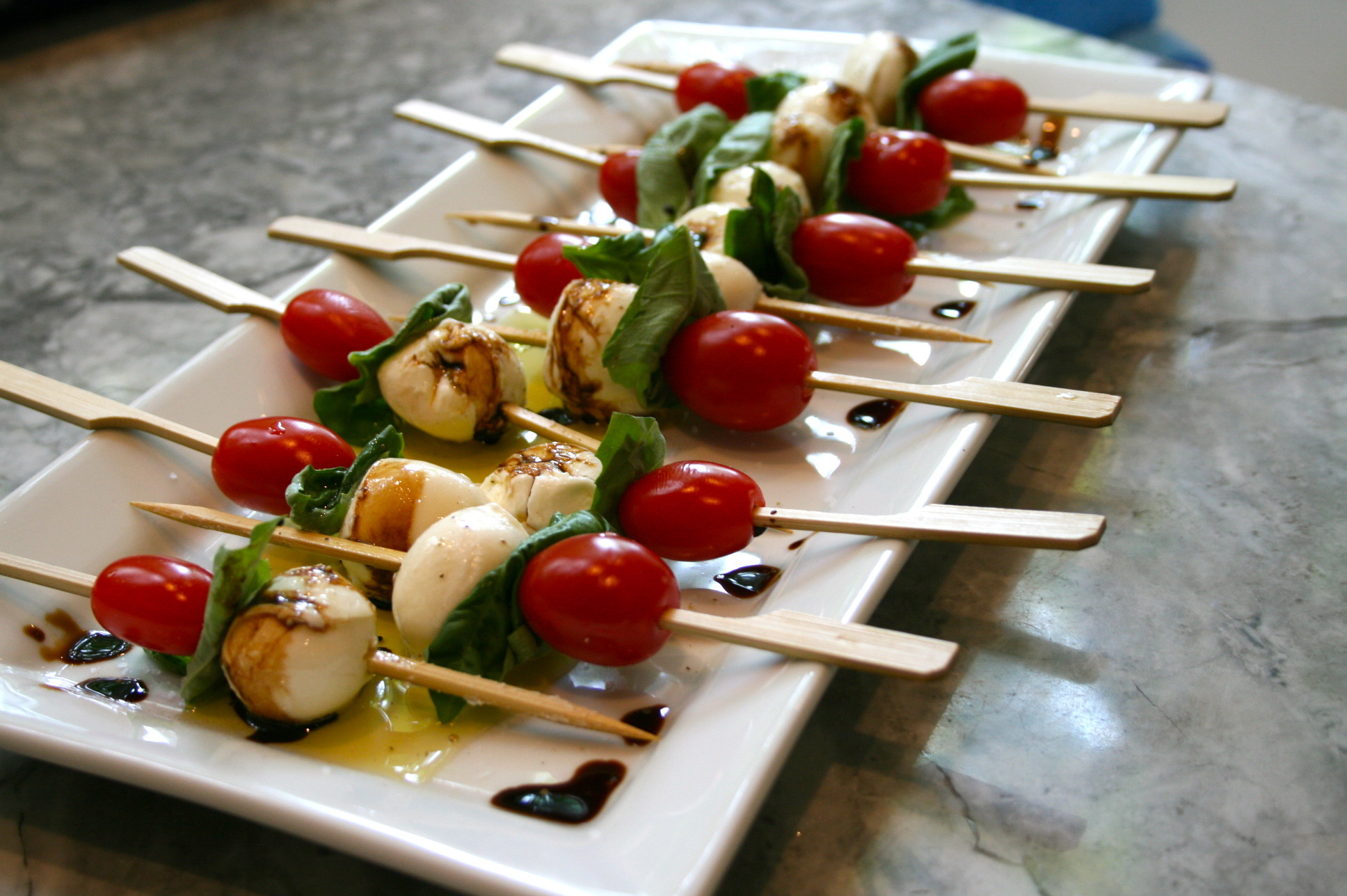 Appetizers For Italian Dinner  Diary of a Dinner Party A Healthy Life For Me