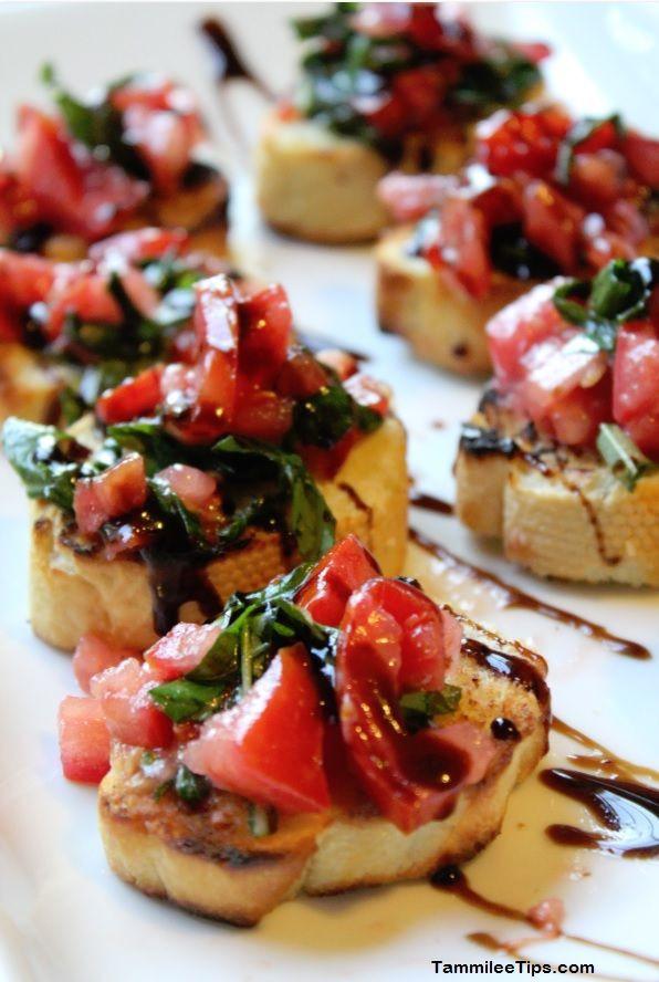 Appetizers For Italian Dinner  1000 ideas about Italian Appetizers on Pinterest