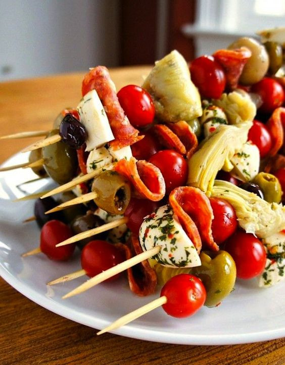Appetizers For Italian Dinner  20 Easy Recipes to Feed a Crowd