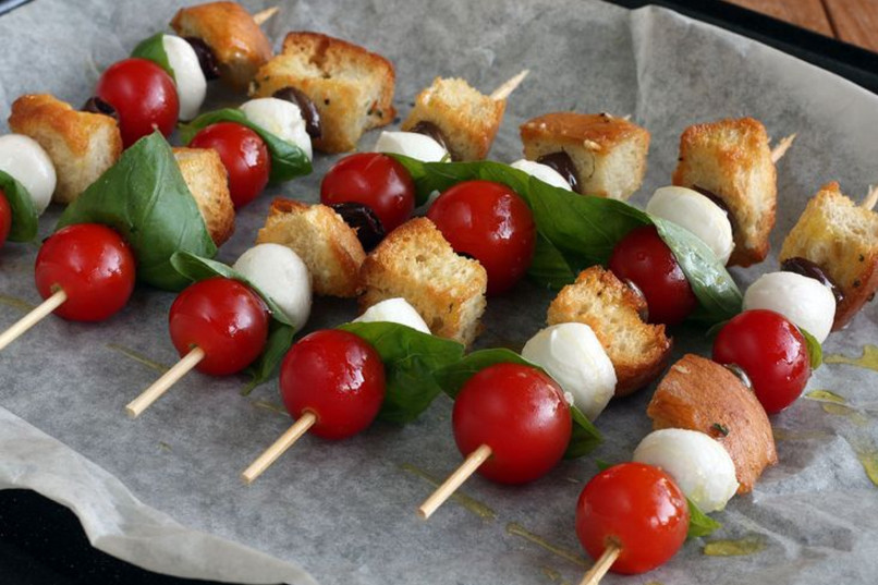 Appetizers For Italian Dinner  Italian Themed Party Table Decorations