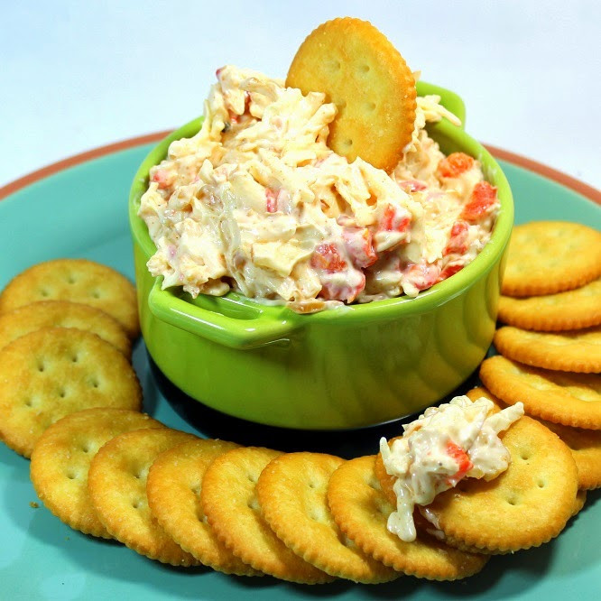 Appetizers For Potluck  52 Ways to Cook Smoked Pimento Cheese Dip Church