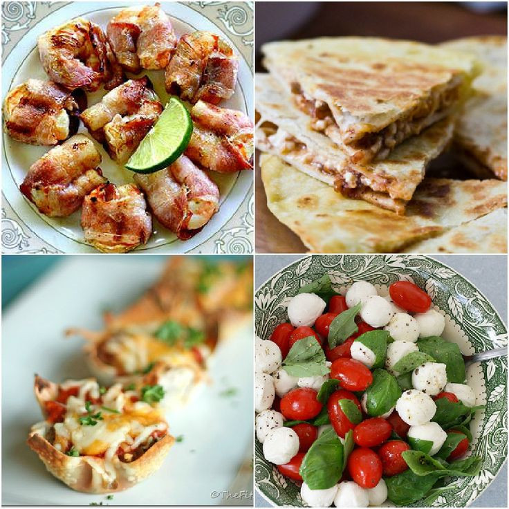 Appetizers For Potluck  Easy Savory Potluck Dishes Appetizers