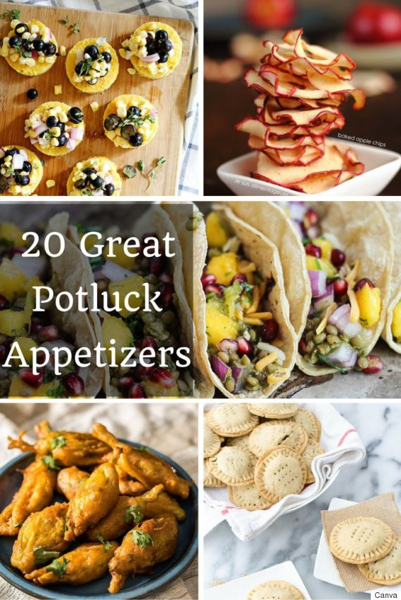 Appetizers For Potluck  Potluck Appetizer Ideas To Cover You For Every Holiday Meal
