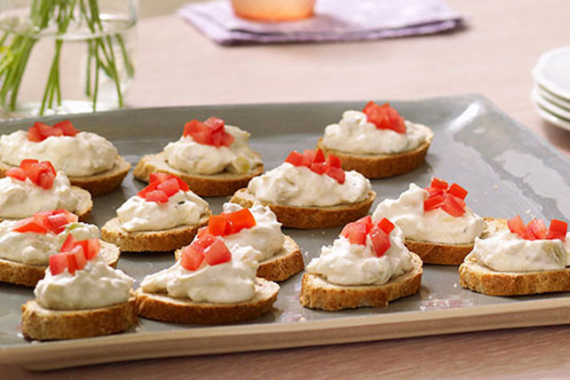 Appetizers With Cream Cheese  cream cheese appetizers