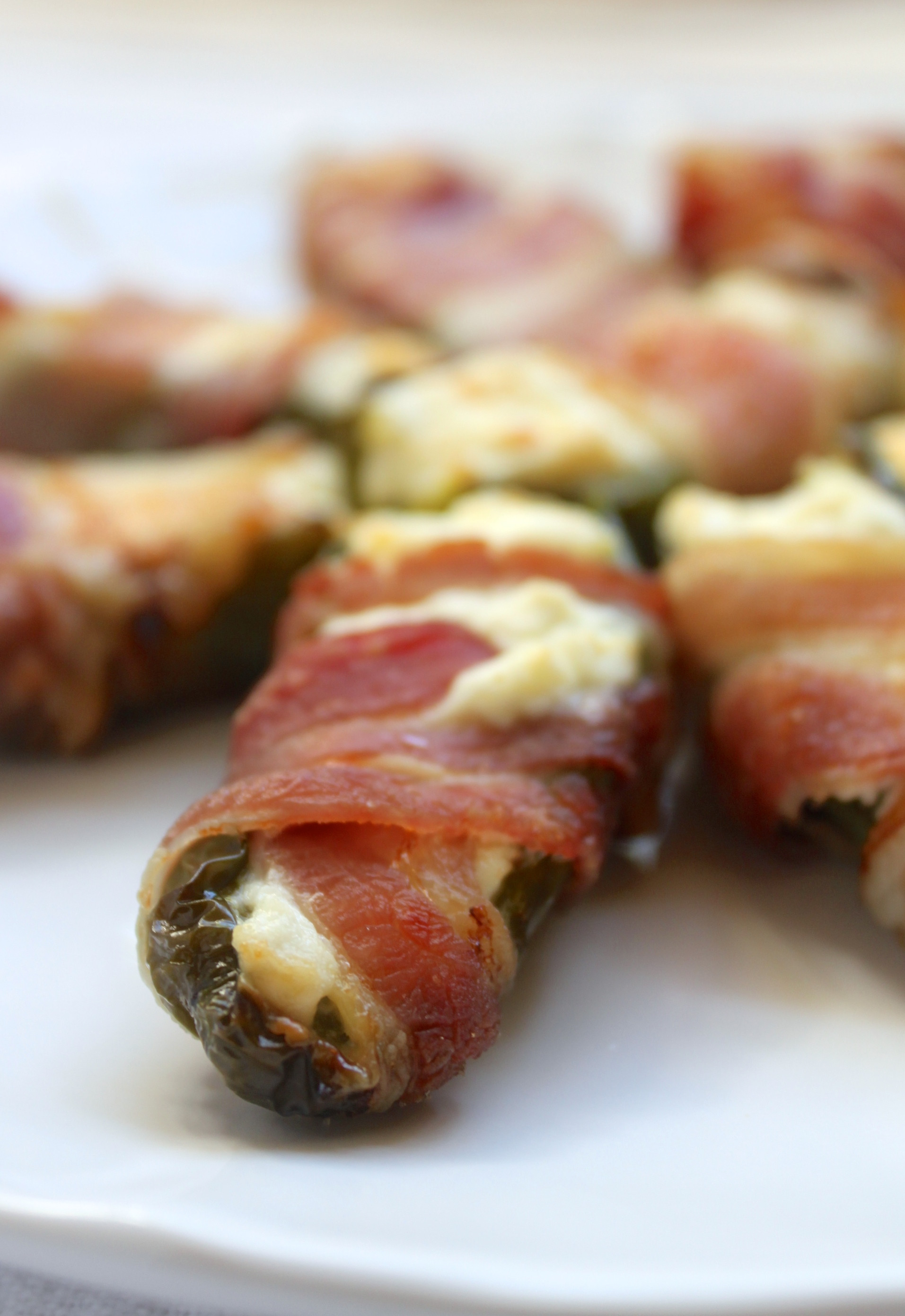 Appetizers With Cream Cheese  Jalapeno Cream Cheese & Bacon Appetizers ey re