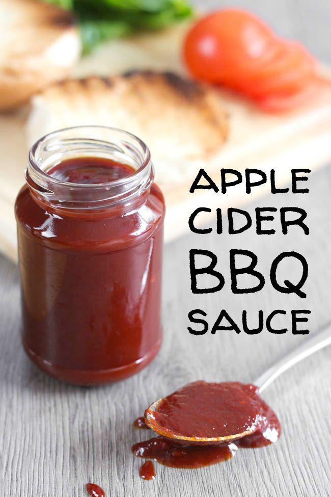 Apple Bbq Sauce  Apple cider BBQ sauce Amuse Your Bouche