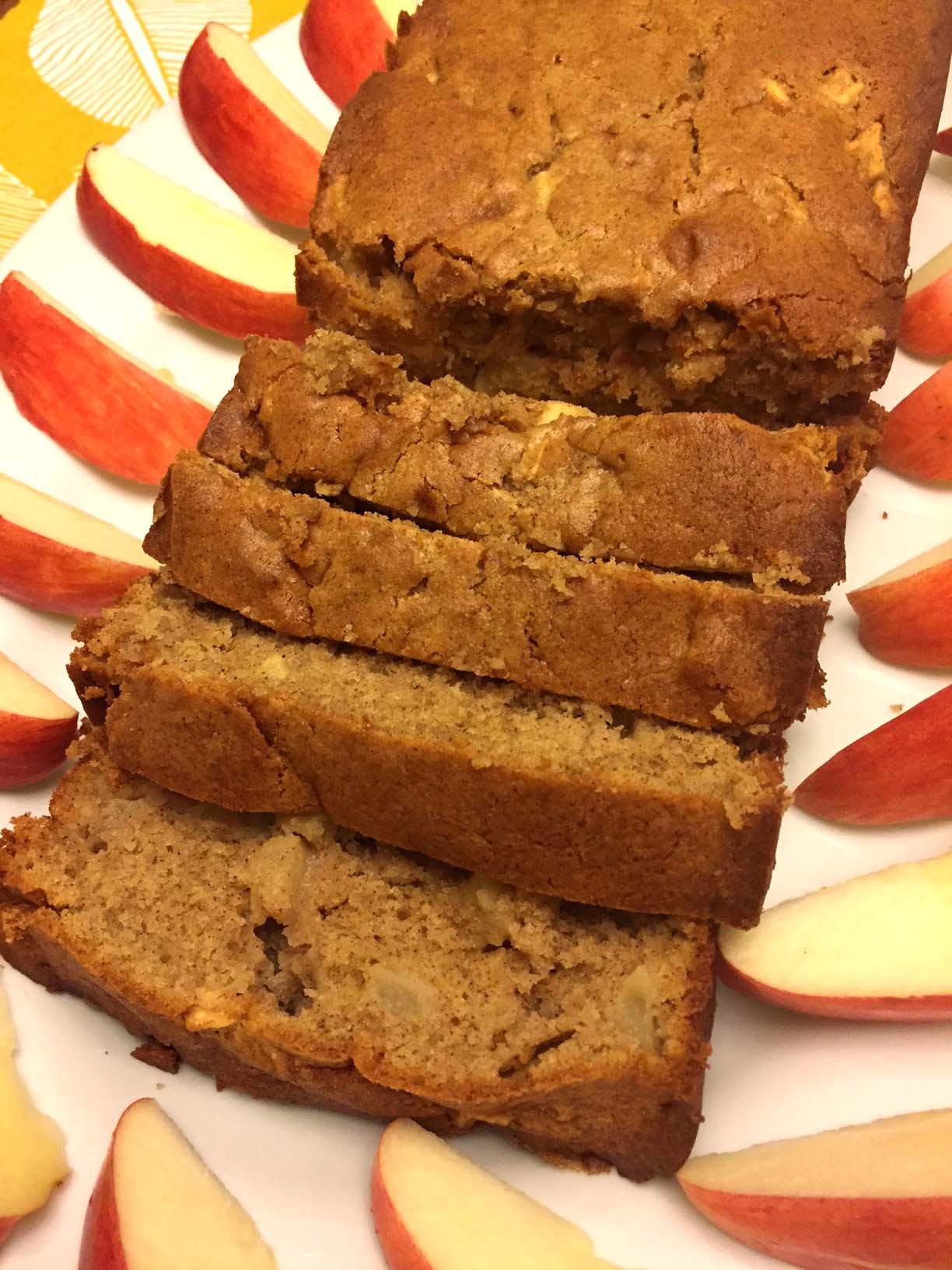 Apple Bread Recipe  Easy Cinnamon Apple Sweet Quick Bread Recipe – Melanie Cooks