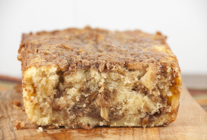 Apple Bread Recipe  Cinnamon Apple Pie Bread