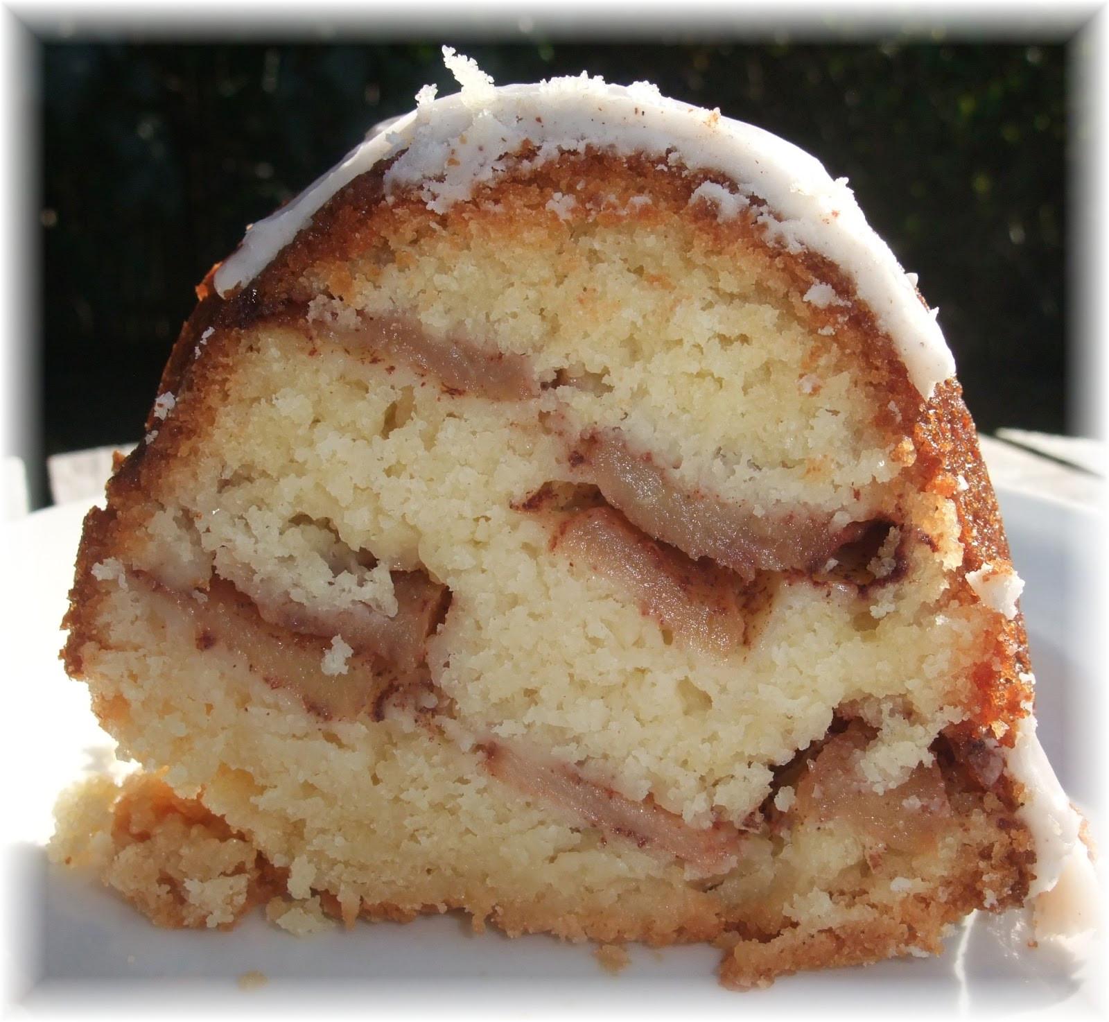 Apple Bundt Cake  Rosie s Country Baking Fresh Apple Bundt Cake