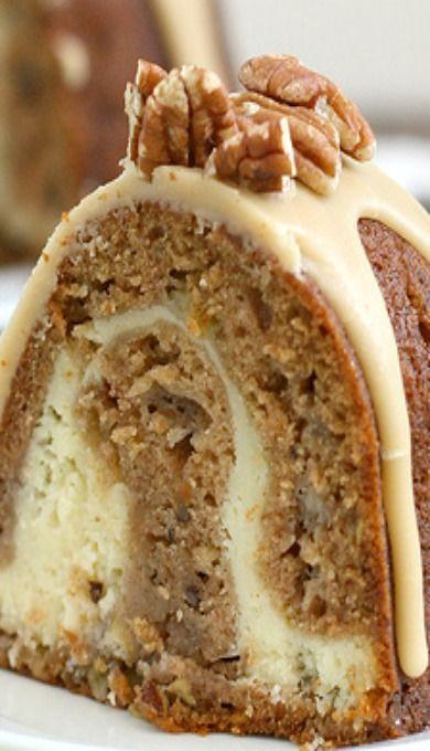 Apple Bundt Cake  Apple Cream Cheese Bundt Cake