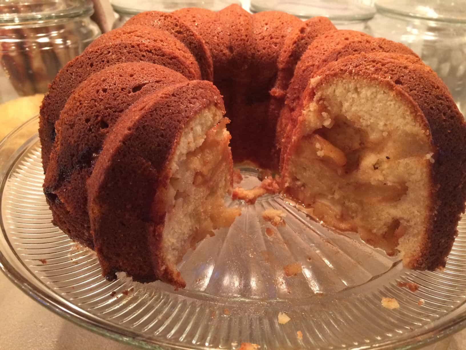 Apple Bundt Cake  Apple Bundt Cake Chocolate Chocolate and More