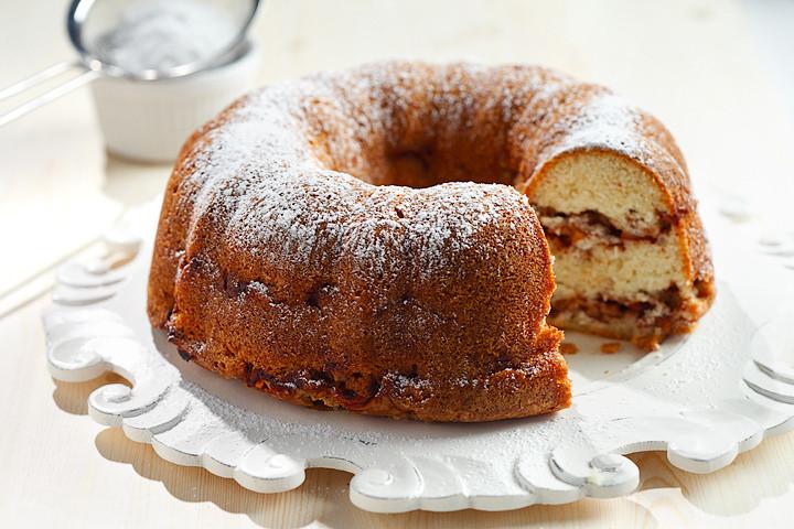 Apple Bundt Cake  Apple Bundt Cake – Eat Well