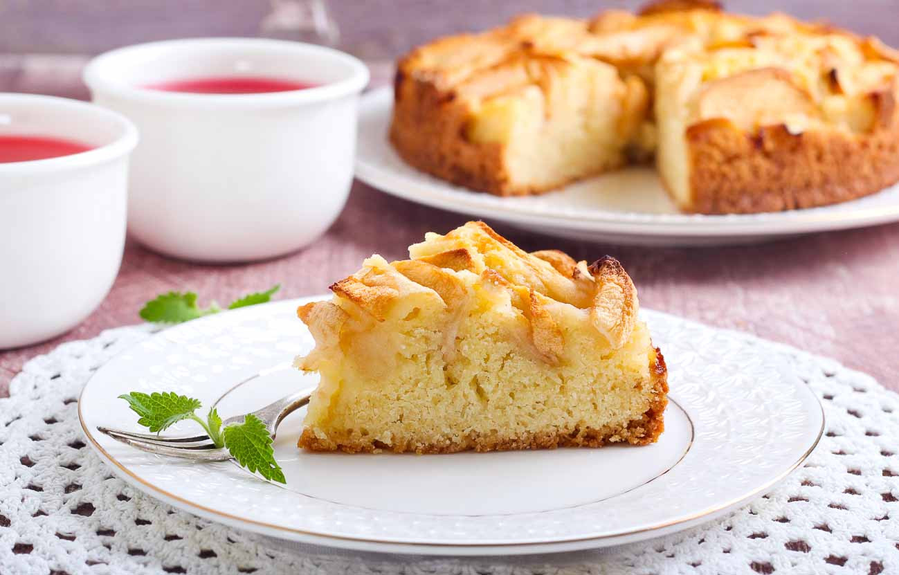 Apple Cake Easy  Quick & Easy Apple Cake Recipe by Archana s Kitchen