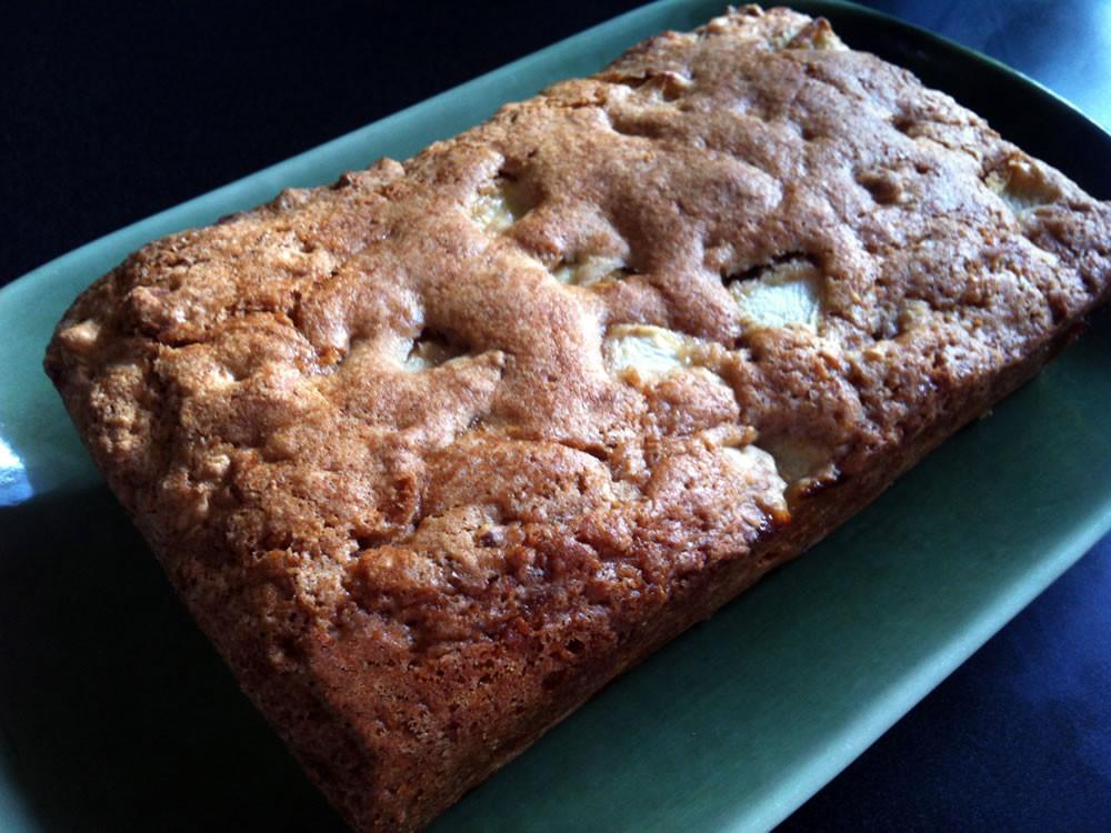 Apple Cake Easy  Super Easy Apple Cake