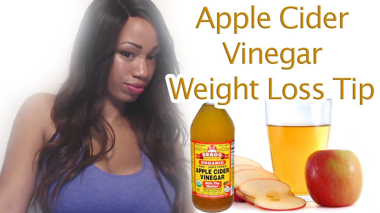 Apple Cider Vinegar And Weight Loss  Apple Cider Vinegar Weight Loss Tip for Women