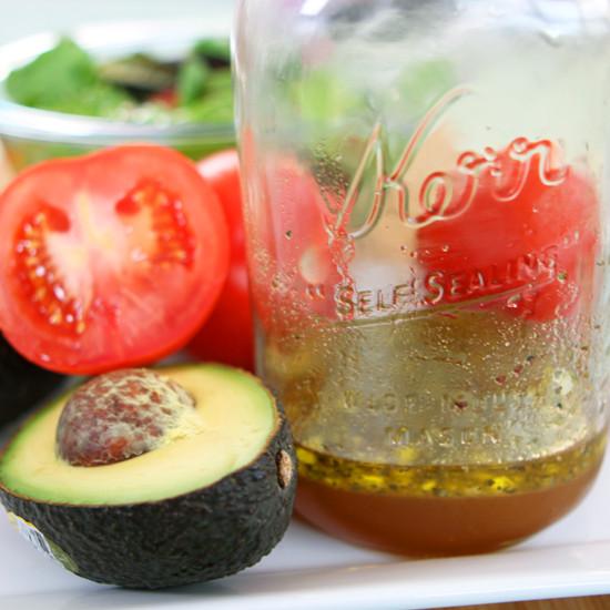 Apple Cider Vinegar Salad Dressing  Apple Cider Vinegar Salad Dressing Video