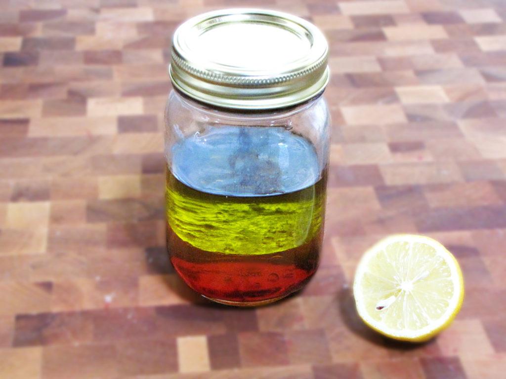 Apple Cider Vinegar Salad Dressing  Apple Cider Vinegar Salad Dressing