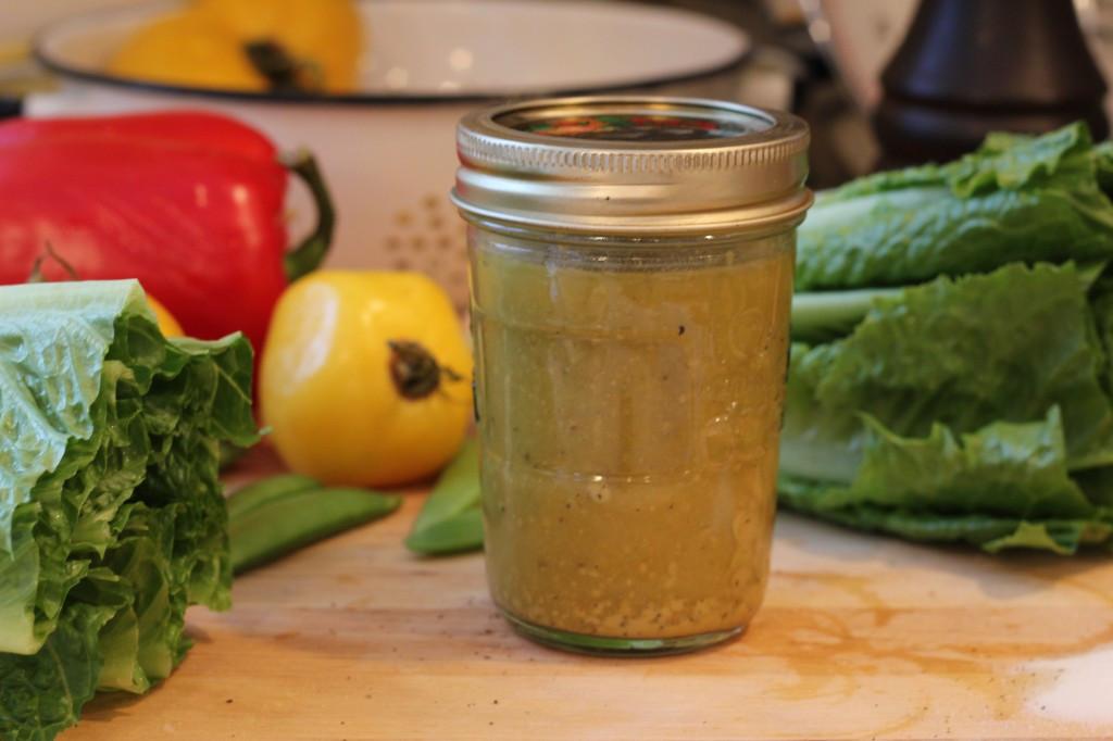 Apple Cider Vinegar Salad Dressing  Apple Cider Vinaigrette Family Favorite Salad Dressing