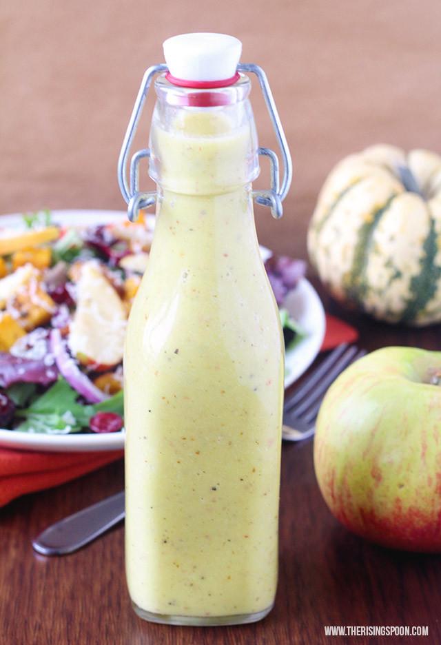 Apple Cider Vinegar Salad Dressing  Apple Cider Vinaigrette Two Ways