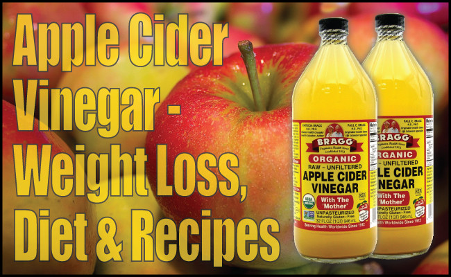 Apple Cider Vinegar Weight Loss Recipe  braggs apple cider vinegar t recipe