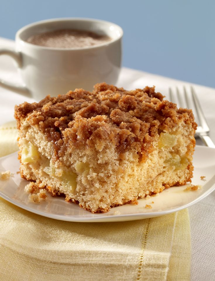 Apple Cinnamon Coffee Cake  Cinnamon Apple Coffee Cake Recipe